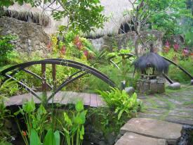 Five Elements in Bali. Photo by Debra Moffitt.