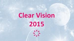 clear vision 2015 logo