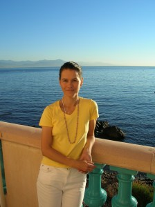 French Riviera Debra on the Cap d'Antibes