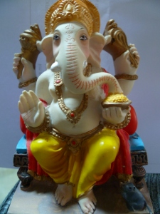ganesha photo by Debra Moffitt