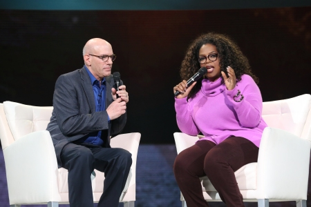 Mark Nepo with Oprah 2014