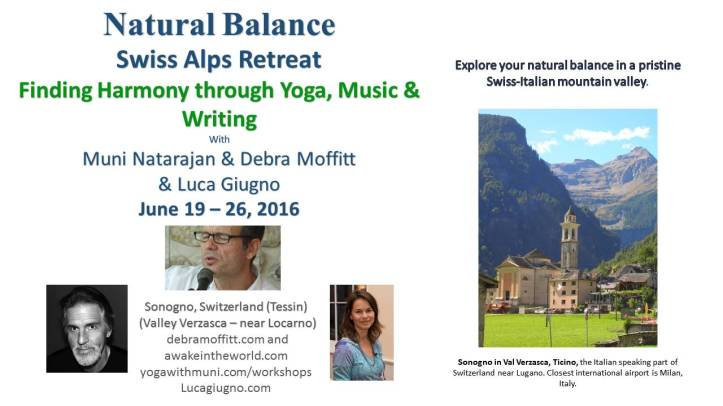 Swiss retreat 2016 flyer good one to print jan 2016 with sonogno church mountains