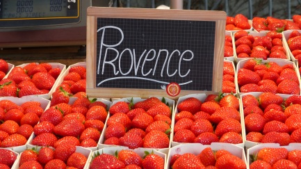 strawberries provence best